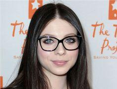 Michelle-Trachtenberg-oculos de grau