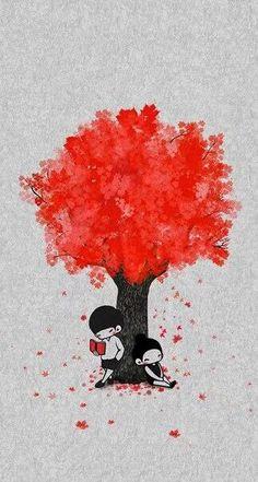 Wallpaper celular bloqueo pareja 27 ideas for 2019 Art Love Couple, Love Cartoon Couple, Cute Couple Drawings, Love Drawings, Cute Couple Wallpaper, Wallpaper Iphone Cute, Love Wallpapers Romantic, Cute Wallpapers, Panda Art