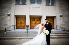 Melissa & Tom @ Pearl at The Webb – Downtown Buffalo Wedding Photography