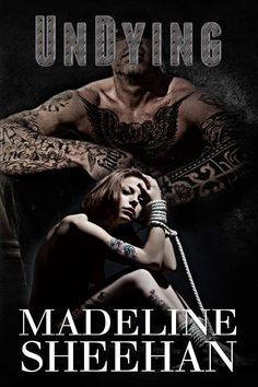 """NEW COVER for """"Undying"""" by Madeline Sheehan"""