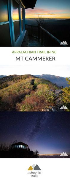 Mt Cammerer on the Appalachian Trail - Asheville Trails Outdoor Camping, Outdoor Travel, North Carolina Hiking, Dupont State Forest, Summit View, Lookout Tower, Yellowstone Camping, Thru Hiking, Surfing Pictures