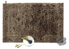 Nanimarquina Ghost Rug by Marti Guixe - http://www.stardust.com/nanimarquina-ghost-rug.html