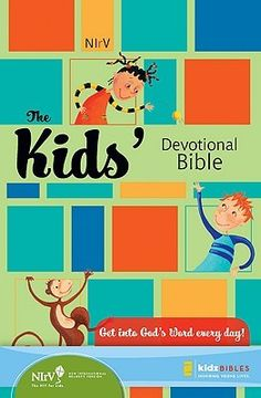 "[""Complete with a year\u2019s worth of devotions, <i>The Kid\u2019s Devotional Bible<\/i> will help children develop a habit they\u2019ll want to keep. In addition, engaging questions, eye-catching illustrations, fun weekend activities and a dictionary make this a Bible that they\u2019ll want to read and apply to their lives. Using the New International Reader's Version (NIrV) of the text, this Bible is easy for young readers to read and understand. <br><br>Completely updated with a new fun…"