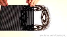 Sliding illusion