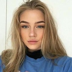 Natural Makeup for any Healthier Skin Beauty Make-up, Beauty Hacks, Hair Beauty, Pretty People, Beautiful People, Hair Men Style, Blush On Cheeks, Makeup Goals, Makeup Style