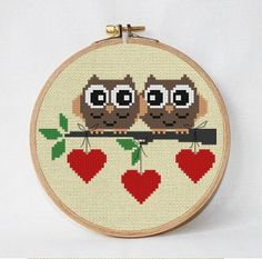 Thrilling Designing Your Own Cross Stitch Embroidery Patterns Ideas. Exhilarating Designing Your Own Cross Stitch Embroidery Patterns Ideas. Cross Stitch Owl, Cross Stitch Animals, Modern Cross Stitch, Cross Stitch Designs, Cross Stitch Embroidery, Cross Stitch Patterns, Cross Stitches, Embroidery Techniques, Embroidery Ideas