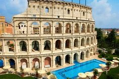 Superior Erlebnishotel Colosseo d'Europa Park