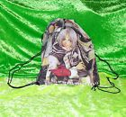 ANIME Manga DRAWSTRING Backpack Sack BAG Final Fantasy Bleach Naruto BNWT on eBay for £11