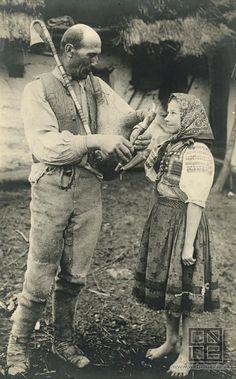 Karol Plicka: Gajdoš z Novohradských vrchov:1928