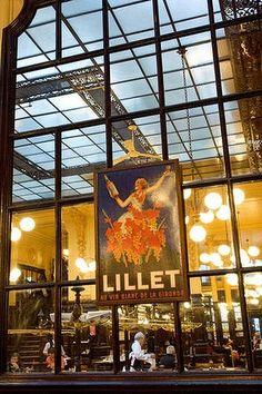 Foodie hot-spots around Paris: Chartier Restaurant.