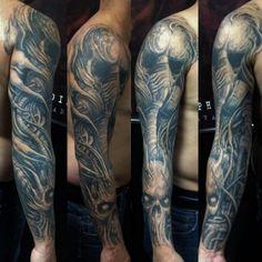 Tattoo by Nephtys de l'Etoile