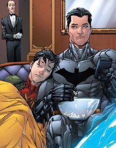Batman and robin gay cartoon porn