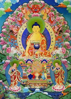 Amitaba Buddha │ 西方極樂世界-阿彌陀佛