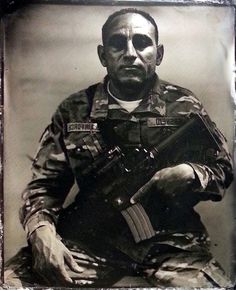 The War in Afghanistan in Tintypes - The New Yorker