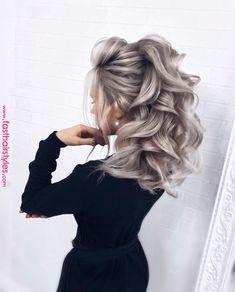 Projeto Along Hair – Recupere em 30 dias Braided Hairstyles Updo, Up Hairstyles, Pretty Hairstyles, Wedding Hairstyles, Wedding Updo, Wedding Hair And Makeup, Hair Makeup, Peinado Updo, Hair Heaven