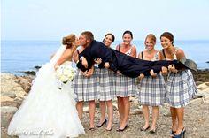 my grooms idea on the spot