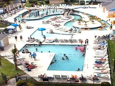 Myrtle Beach Resort Pools be there in July!