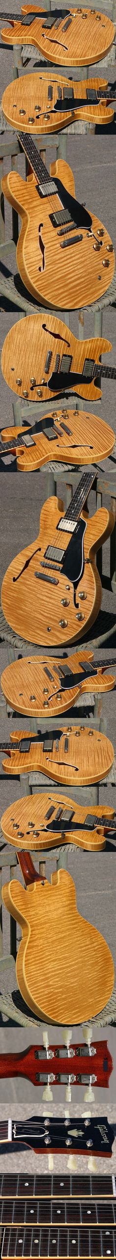 Gibson 2015 Memphis 1961 Dot ES-335 Reissue w/ Highly Figured Maple