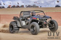 K&T Performance Z1 Turbo RZR. Note the low profile custom roll cage.