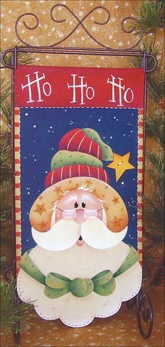View more images from Mini Seasons Vol 3 Santa Paintings, Christmas Paintings, Christmas Art, Christmas Decorations, Christmas Ornaments, Decor Crafts, Diy And Crafts, Decorative Painting Projects, Pintura Country
