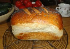 bake your own bread with this great bread maker recipe