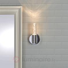 Applique salle de bains décorative Duncan avec LED, référence 9994057 - Luminaires pour éclairer la salle de bain chez Luminaire.fr ! Decor, Door Handles, Sconces, Home, Wall, Wall Lights, Doors, Home Decor