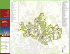 Alsace tourist map without car Maps Pinterest Tourist map