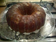 Fig   Preserve Cake