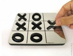 Coolest tic tac toe ever!