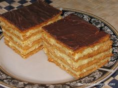 Obżarciuch: Tort serowo - miodowy