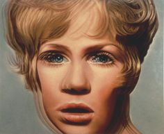Richard Phillips, Shaking @artsy