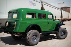 Legacy Dodge Carryall