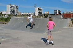 Barcelona Beach 1