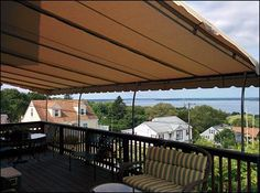 Deck Awnings Of Any Shape, Style, And Size For Southeastern Massachusetts