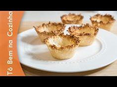 COPINHOS DE COCO para sorvete (Episódio #195) - YouTube