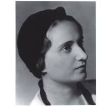 Photograph of Miriam Haskell.