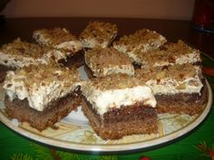 Sweet Recipes, Cake Recipes, Dessert Recipes, Romanian Desserts, Food Cakes, Chocolate Lovers, Sweet Tooth, Bakery, Food And Drink
