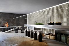 kitchen / Villa Deca by Guilherme Torres | Home Adore