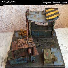 Shibboleth's Sumptown Chronicles - Inquisimunda scenery