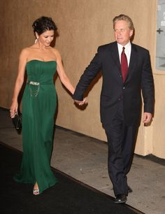 Pin for Later: Relive Nearly 20 Years of Catherine Zeta-Jones and Michael Douglas's Love in the Spotlight October 2007