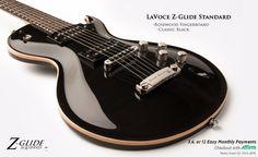 LaVoce Z-Glide Standard - Classic Black