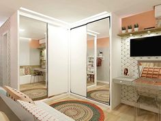regram @drikapassosdesign Toda menina sonha com um cantinho todo especial! E nossa cliente mirim merece um espaço lindo e aconchegante 😍 #projeto #designdeinteriores #design #arquitetura #home #homedesign #homedecor #insta #instadesign #instagood #architecture #decor #decoracao #dormitorio #menina #mundorosa #drikapassosdesign