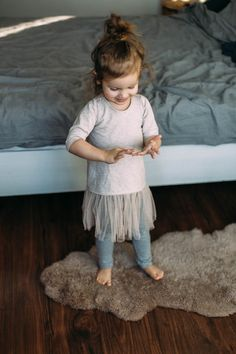 Handmade Tutu Dress | TinyBunnyKids on Etsy