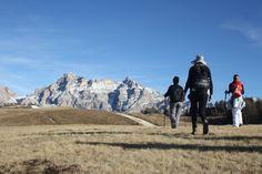 Sui sentieri della Val Badia