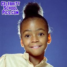 """Kim Fields as a little girl~ soon to be Tootie on the """"Facts of Life"""" Celebrities Then And Now, Young Celebrities, Young Actors, Legendary Singers, Famous Singers, Mocha, Black Actors, Childhood Photos, Famous Black"""