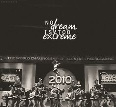 Stunt that changed cheer history forever