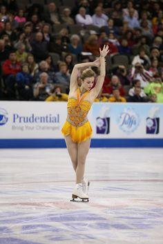 2013 U.S. champion Ashley Wagner