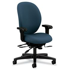 Enjoy the comfort of a seat that feels made just for you with the HON Unanimous Series High-Performance High-Back Executive Chair .