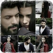 Kara para ask is a journey of unconditional love of Elif and Omer ##