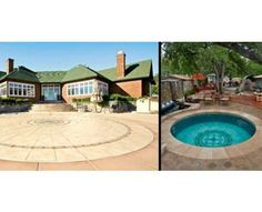 Spy Movie Sinking Pools - The Hidden Water Pools Concept is Space-Saving & Perfect for Entertaining